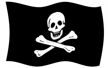 Jolly Roger flag