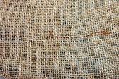 Coffee sack texture