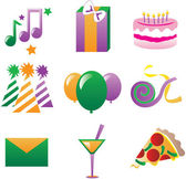 Party Icons 3
