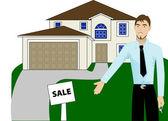Real Estate Man