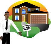 Open House Man
