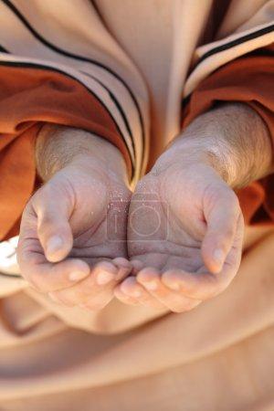 Beggar or needy person