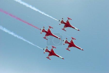 Air stuntteam