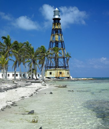 Lighthouse in Cuba