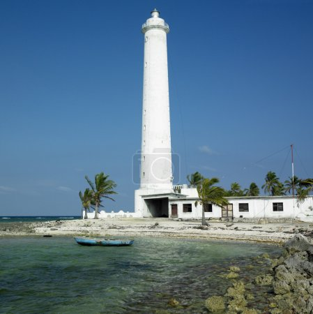 Lighthouse, Cayo Sabinal, Camaguey Province, Cuba...