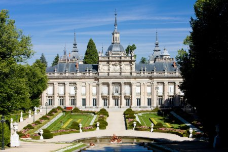 La Granja de San Ildefonso, Segovia Province, Cast...
