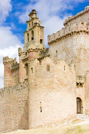 Photo pour Château de Turegano, province de Ségovie, Castille et Léon, Espagne - image libre de droit