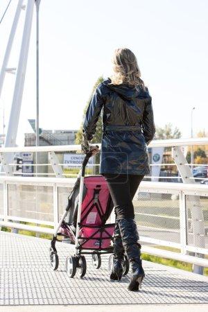 On walk