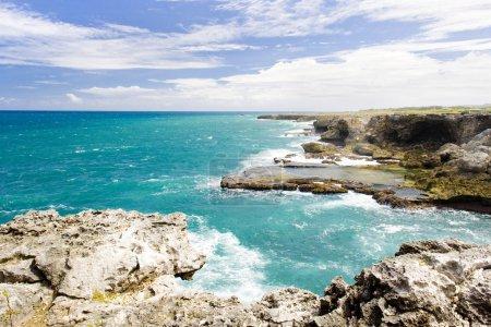 Foto de North Point; Barbados; Caribe - Imagen libre de derechos