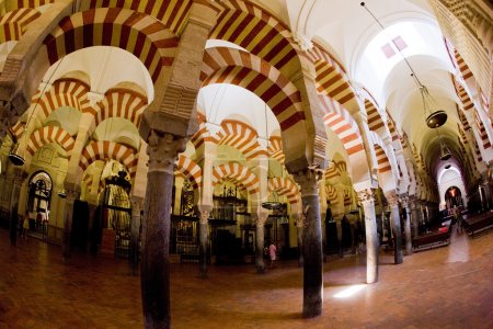 Mosque-Cathedral in Cordoba