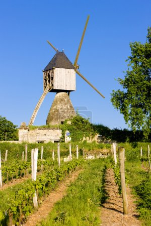 Windmill, France