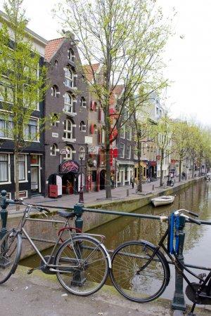Foto de Amsterdam, Países Bajos - Imagen libre de derechos