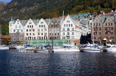 Foto de Bergen, Noruega - Imagen libre de derechos