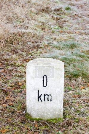 Zero kilometer