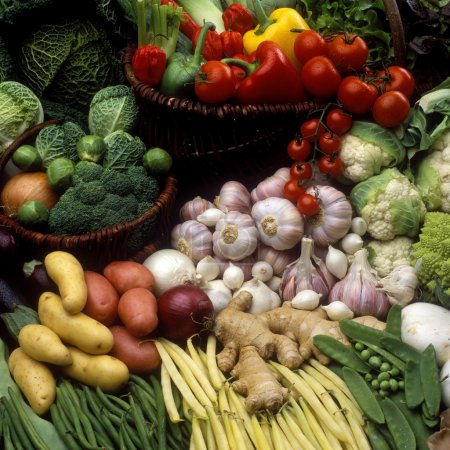 Photo for Vegetables still life - Royalty Free Image