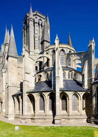 Coutances, Normandy, France