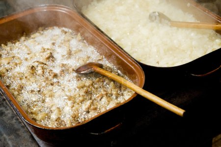 Photo pour Bâton de porc traditionnel (saindoux), République tchèque - image libre de droit