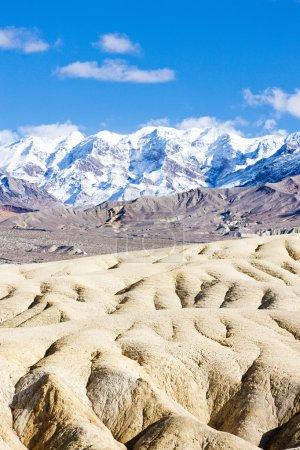 Photo pour Zabriskie Point, Death Valley National Park, Californie, États-Unis - image libre de droit