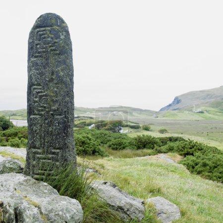Photo pour Glencolumbkille, comté de Donegal, Irlande - image libre de droit