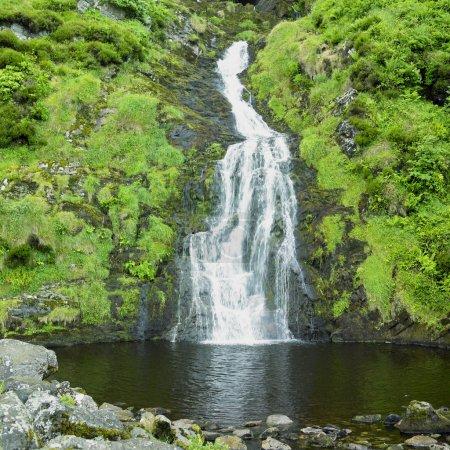 Assarancagh Waterfall