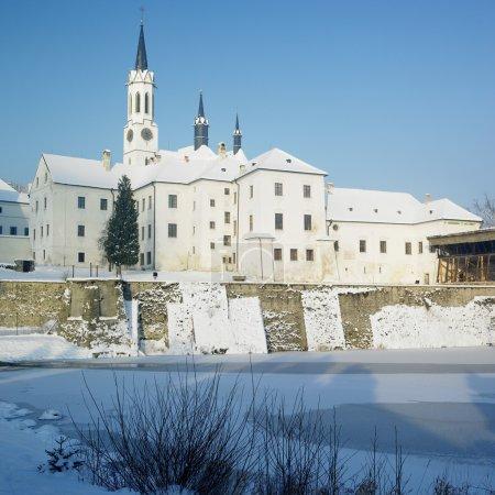 Monastery, Vyssi Brod