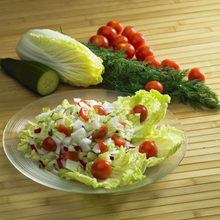 Photo for Vegetables salad - Royalty Free Image