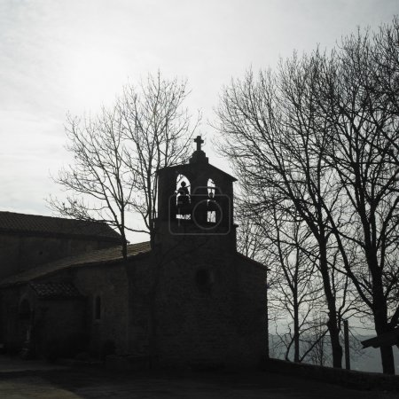 Little church, Mont