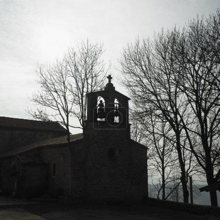 Little church, Mont