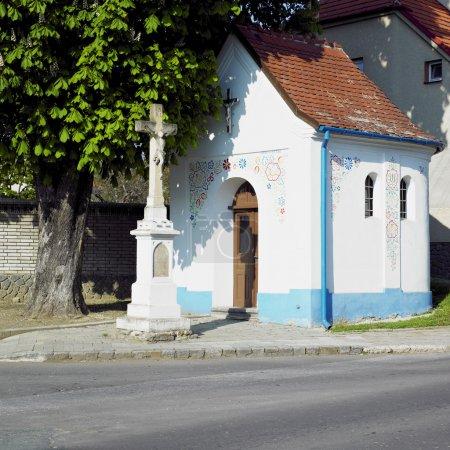 Little church, Sardice, Czech Republic