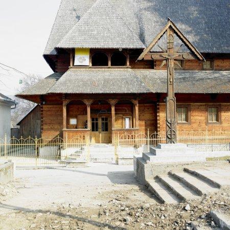 Church, Viseu de Sus, Romania