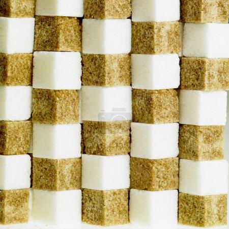 Sugar cubes...
