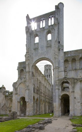 Abbey of Jumieges, Normandy, France