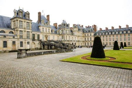 Palace Fontainebleau,