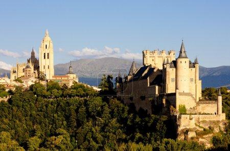 Segovia, Castile and Leon, Spain...