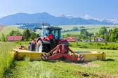 Tractor, Slovakia