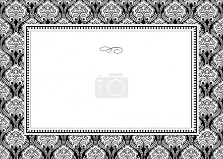 Frame and Pattern