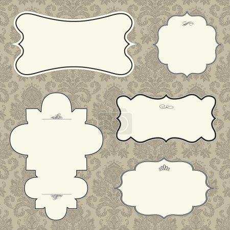 Odd Frame Set and Pattern