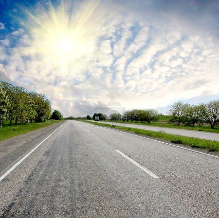 Sunshine oner road