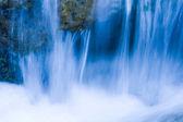 Water of stream