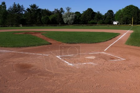 Open Ball Field
