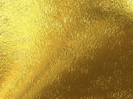 Gold foil