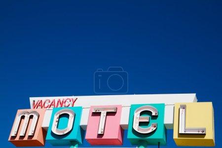 1950s Motel Sign