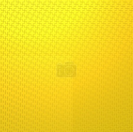 Gold cross background