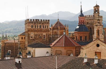 Rooftops Guadalupe Spain