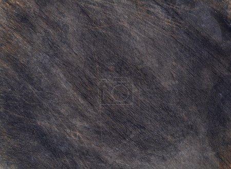 Used black wood board texture