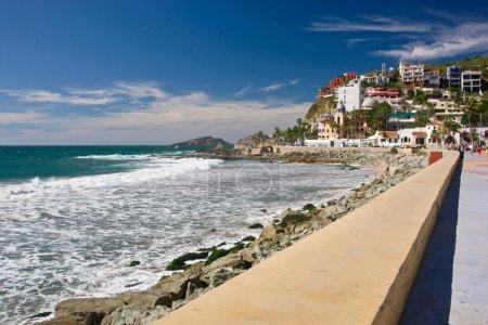 Mazatlan Seaside