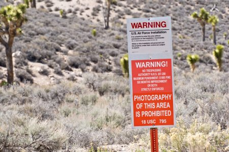 Warning Area 51!