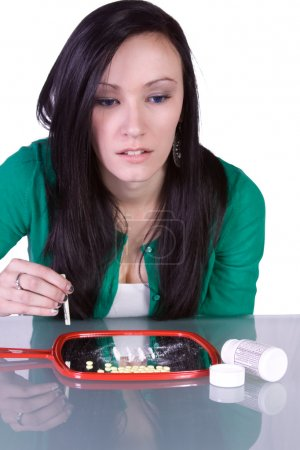 Teen Drug Addiction Problem - Cocaine