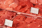 Selection of quality meat