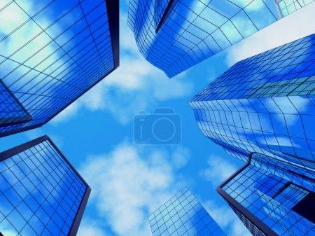 Buildings.
